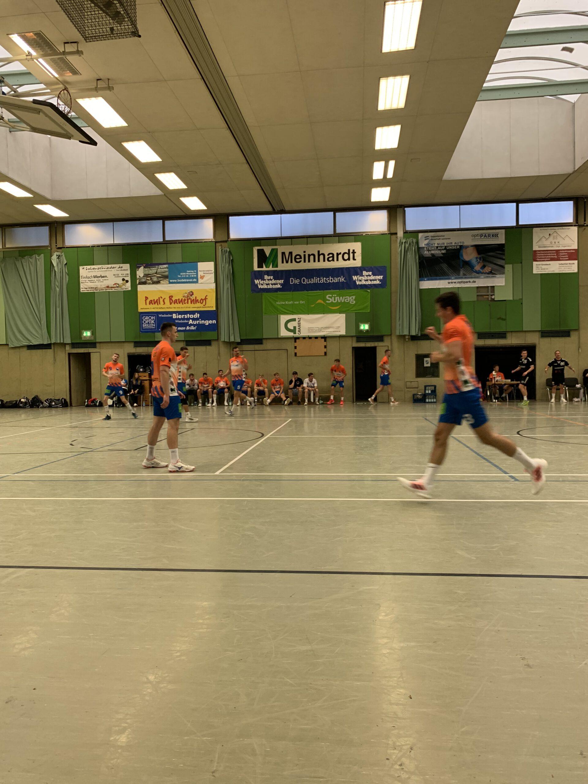 Read more about the article HSG Oberliga Team empfängt SG Saulheim in der Wallauer Ländcheshalle