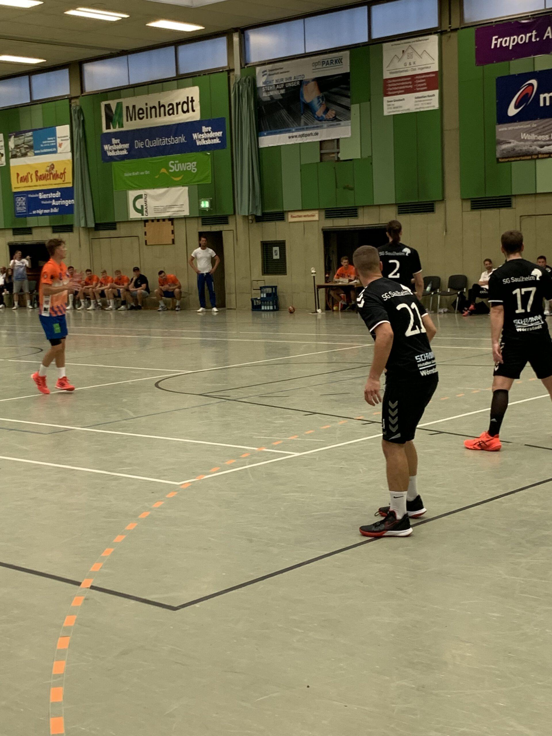 Read more about the article HSG Niederlage gegen HV Vallendar/Sieg gegen Rhein-Nahe Bingen